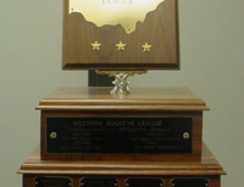 Shawnee Indians win the 2019-2020 Superior Credit Union Western Buckeye League All Sports Trophy